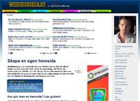 Egen Hemsida - Skapa Hemsida,  Göra Hemsida,  Bygga Hemsida - http://webbdesigna.se
